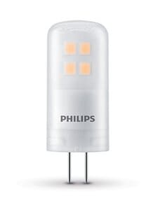 Philips - LED Capsule 20W G4 Warm White -kapseli (himmennettävä) - WHITE | Stockmann