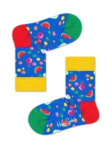 Happy Socks - Kids Fruit Salad -sukat - 6300-BLUE | Stockmann