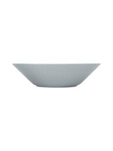 Iittala - Teema- syvä lautanen 21 cm - HELMENHARMAA | Stockmann