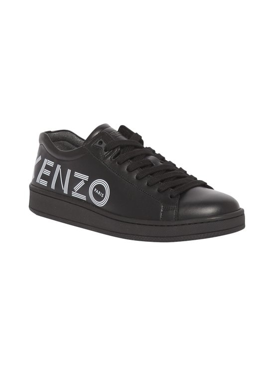 Kenzo - Logo Tennix -nahkasneakerit - 99BLACK   Stockmann - photo 2