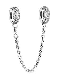 Pandora - Silver Safety Chain - SILVER | Stockmann