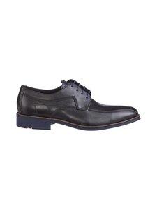 Lloyd - Gerald Dress Shoe Derby -nahkakengät - 10 SCHWARZ/ OCEAN   Stockmann