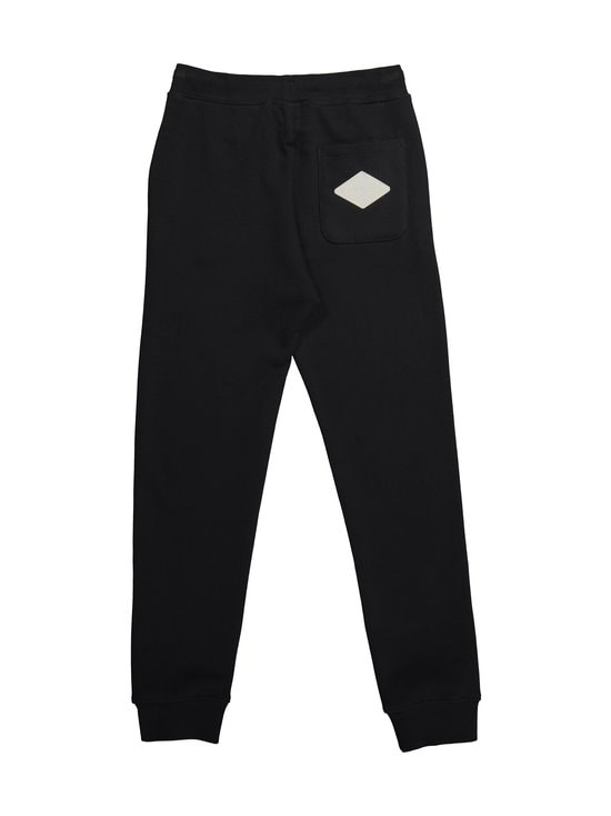Replay & Sons - Carbon Finish Fleece Jogger -housut - 098 BLACK | Stockmann - photo 2