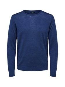 Selected - SlhTower-merinovillaneule - BRILLIANT BLUE | Stockmann