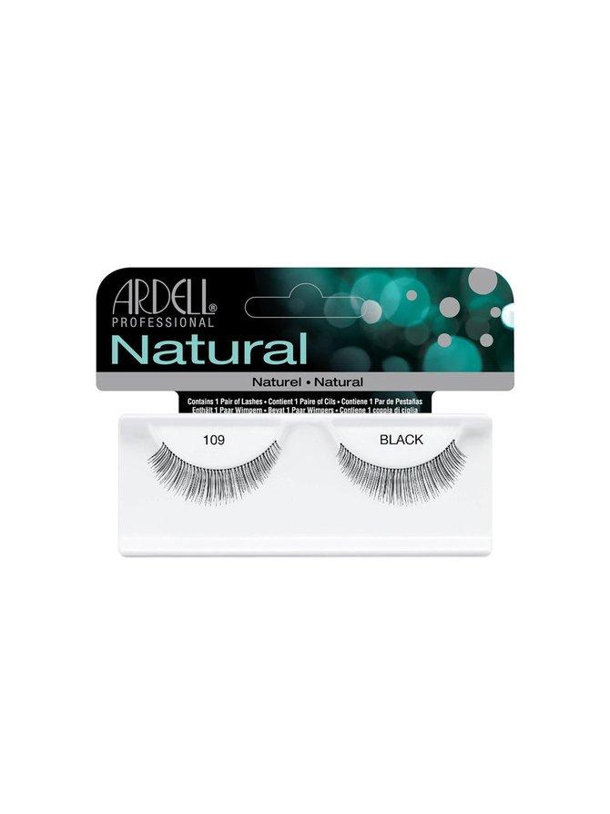Natural Lashes 109 Demi Black -irtoripset
