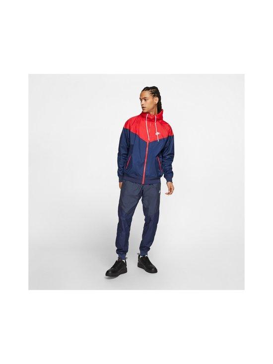 Nike - Sportswear Windrunner -takki - 410 MIDNIGHT NAVY/UNIVERSITY RED/WHITE | Stockmann - photo 2