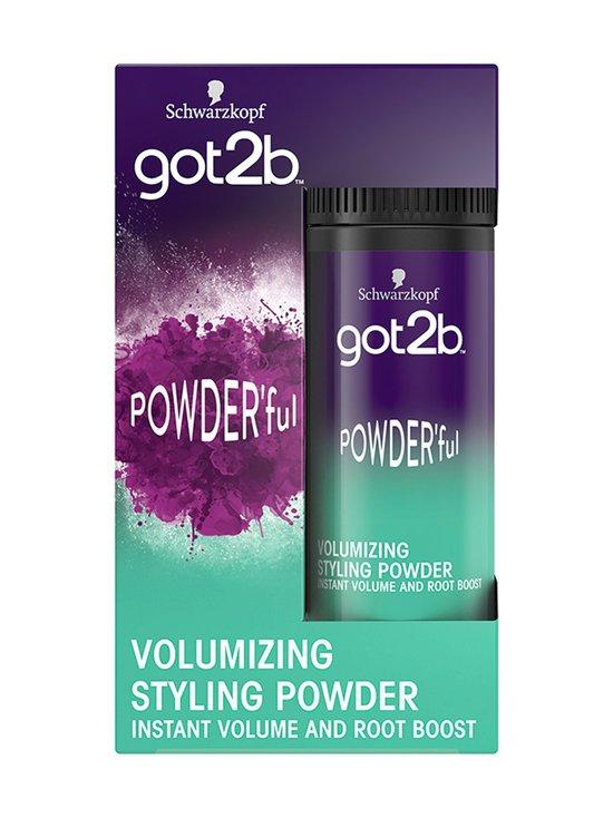 Got2b - Powder'ful Volymizing Styling Powder -hiuspuuteri | Stockmann - photo 1