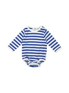 Marimekko - Vinde Tasaraita NOOS-body - 070 WHITE, BLUE | Stockmann