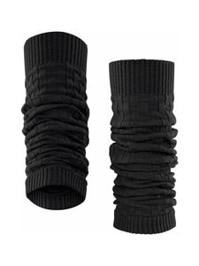 Falke - Impulse Rib Organic -säärystimet - 3000 BLACK | Stockmann