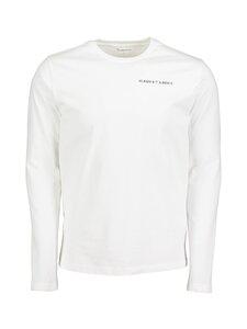 Knowledge Cotton Apparel - Walnut-paita - 1010 BRIGHT WHITE   Stockmann