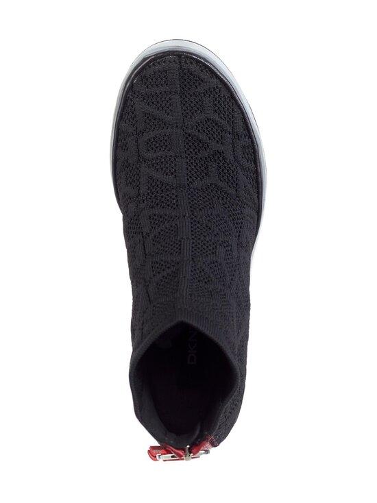 Dkny - Sawyer Wedge -sneakerit - 005 BLACK/WHITE | Stockmann - photo 2