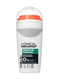L'ORÉAL MEN EXPERT - Men Expert Deo Sensitive Control Roll-on -deodorantti 50 ml | Stockmann