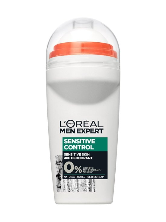 L'ORÉAL MEN EXPERT - MenExpertDeo Sensitive Control Roll-on -deodorantti 50 ml - NOCOL | Stockmann - photo 1