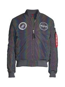 Alpha Industries - Nasa Rainbow Ref. -takki - RAINBOW/REFLECTIVE 572 | Stockmann