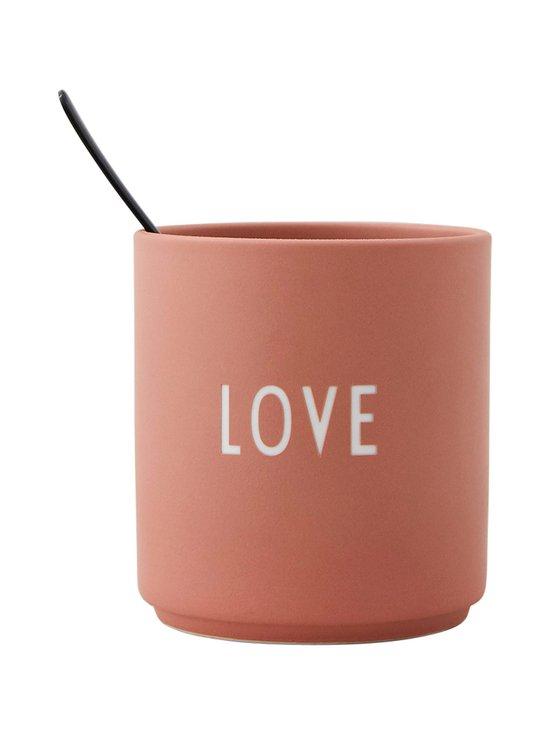 Design Letters - Favourite-muki, Love - NUDE   Stockmann - photo 2