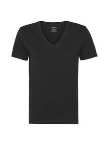Calvin Klein Underwear - SS V-Neck -paita - 001 BLACK | Stockmann