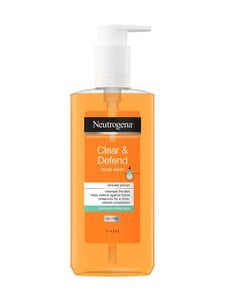 Neutrogena - Clear & Defend Facial Wash -puhdistusgeeli 200 ml - null | Stockmann