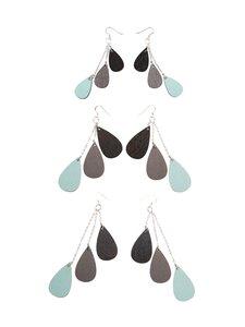 Uhana - Drops Classics -korvakorut, lyhyt 9,5 cm - MINT | Stockmann