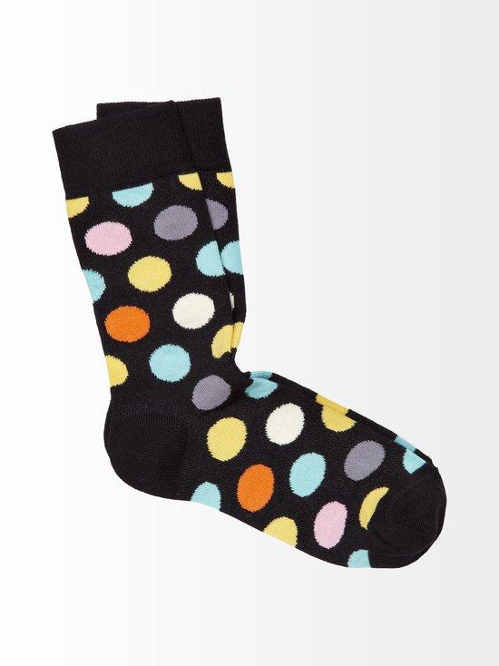Happy Socks - Sukat - MUSTA/MONIVÄRINEN | Stockmann - photo 1