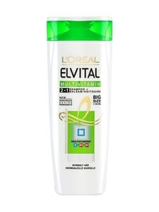 L'Oréal Paris - Multivitamin 2 in 1 -shampoo + hoitoaine 400 ml - null | Stockmann