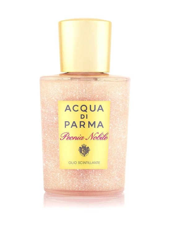 Peonia Nobile Shimmering Body Oil -vartaloöljy 100 ml