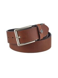 GANT - Logo Leather Belt -nahkavyö - 205 DARK BROWN | Stockmann