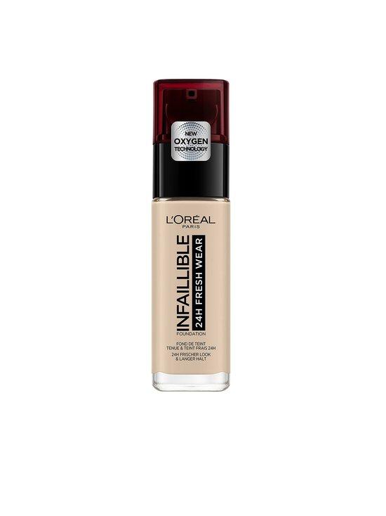 L'Oréal Paris - Infallible Stay Fresh Foundation 24 h -meikkivoide 30 ml - 015 PORCELAINE   Stockmann - photo 1