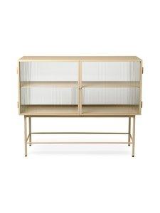 Ferm Living - Haze Sideboard -vitriini - CASHMERE | Stockmann