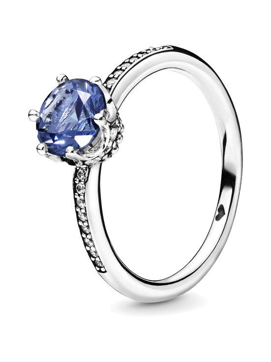 Pandora - Crown Sterling Silver -sormus - MULTICOLOR | Stockmann - photo 1
