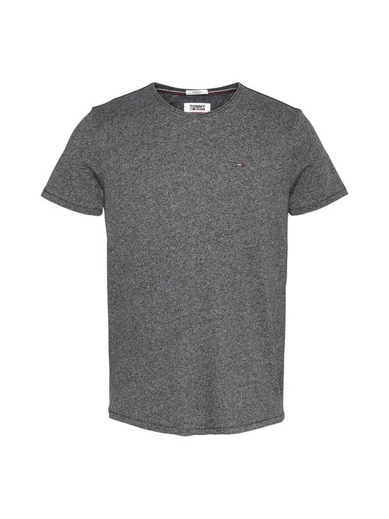 Tommy Jeans - Tjm Essential Jaspe Tee -paita - BDS BLACK | Stockmann - photo 1
