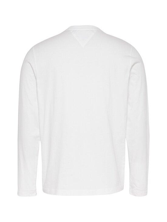 Tommy Jeans - Tjm Longsleeve -paita - YBR WHITE | Stockmann - photo 2