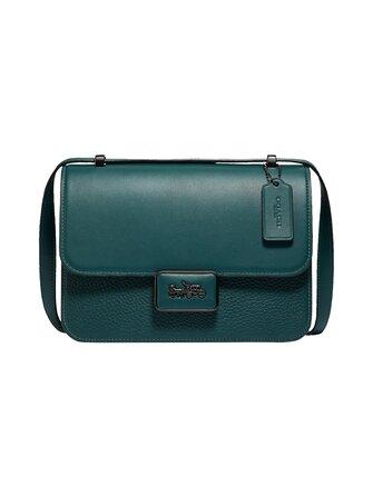 Alie Mixed Leather Shoulder Bag -nahkalaukku - Coach