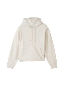 Calvin Klein Jeans Plus - Plus CK Eco Hoodie -huppari - AEO SOFT CREAM   Stockmann