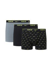 Nike - Bokserit 3-pack - M1J CYBER SWOOSH PRINT/COOL GREY/BLCK | Stockmann