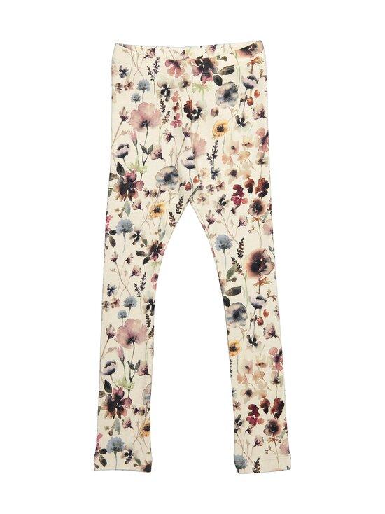 Name It - NmfSaia Extra Slim Fit -leggingsit - PEYOTE MELANGE | Stockmann - photo 1