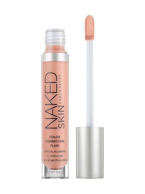 Naked Skin Color Correcting Fluid -ihon sävyä tasoittava nestemäinen peiteväri