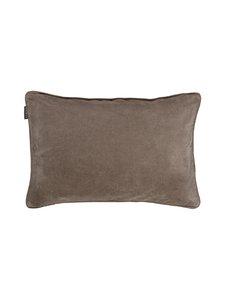 Linum - Paolo-tyynynpäällinen 40 x 60 cm - MOLE BROWN   Stockmann