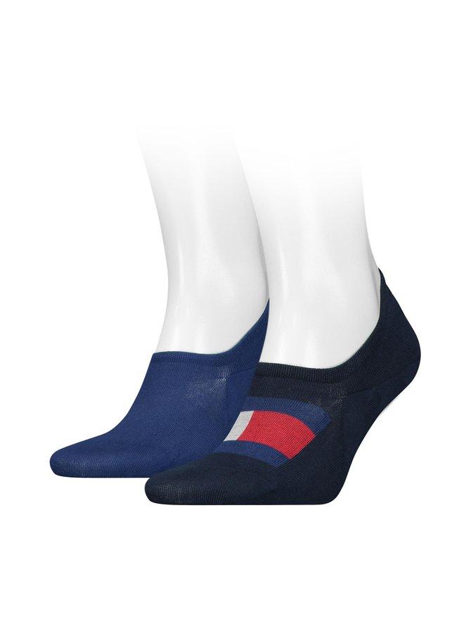 Footie-sukat 2-pack