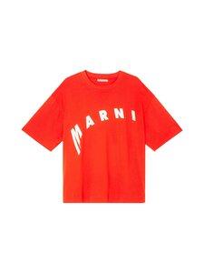 MARNI - S/S Crew Neck -paita - RED 00R66   Stockmann