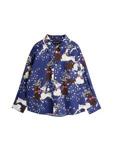 Mini Rodini - Reindeer -paitapusero - BLUE   Stockmann