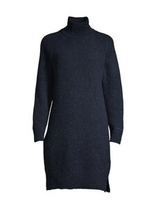 GANT - Neps Knitted Dress -villasekoiteneulemekko - 433 EVENING BLUE | Stockmann