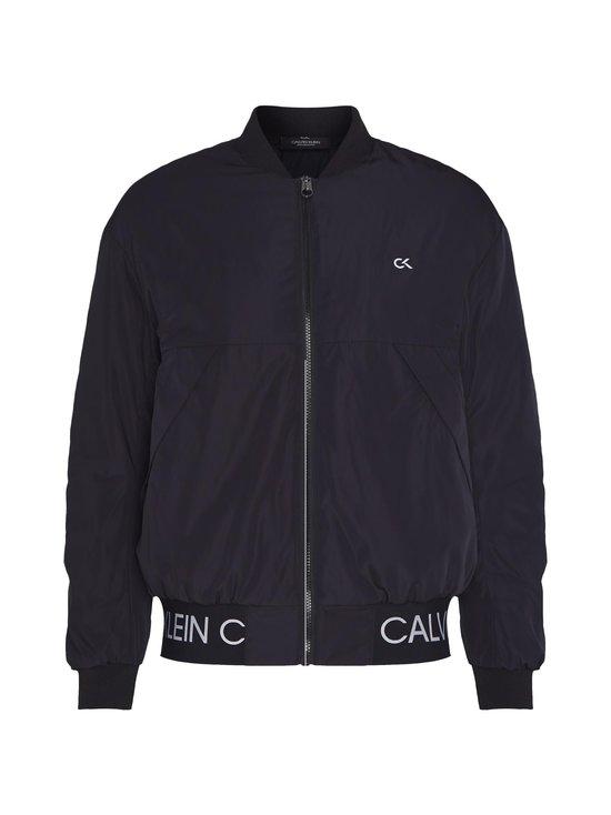 Calvin Klein Performance - Padded Jacket -takki - 007 CK BLACK | Stockmann - photo 1