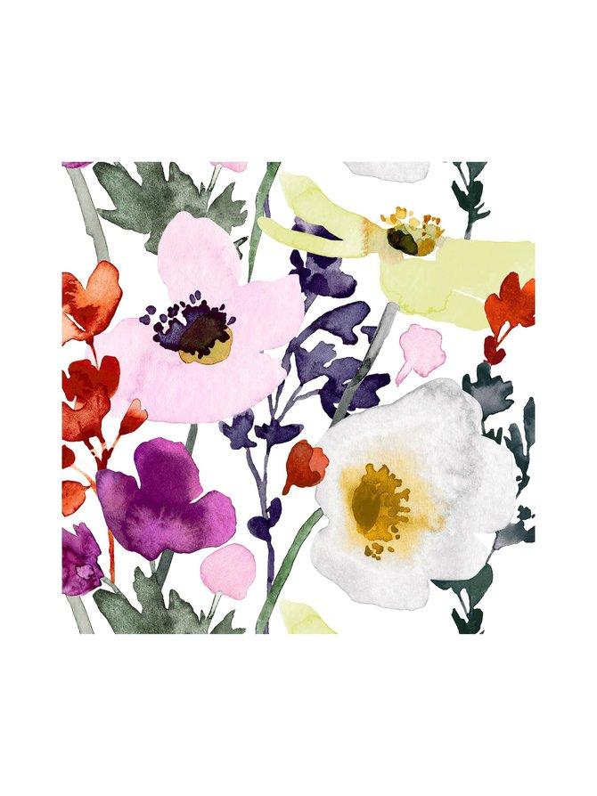 Anemone-servetti 33 x 33 cm, 20 kpl