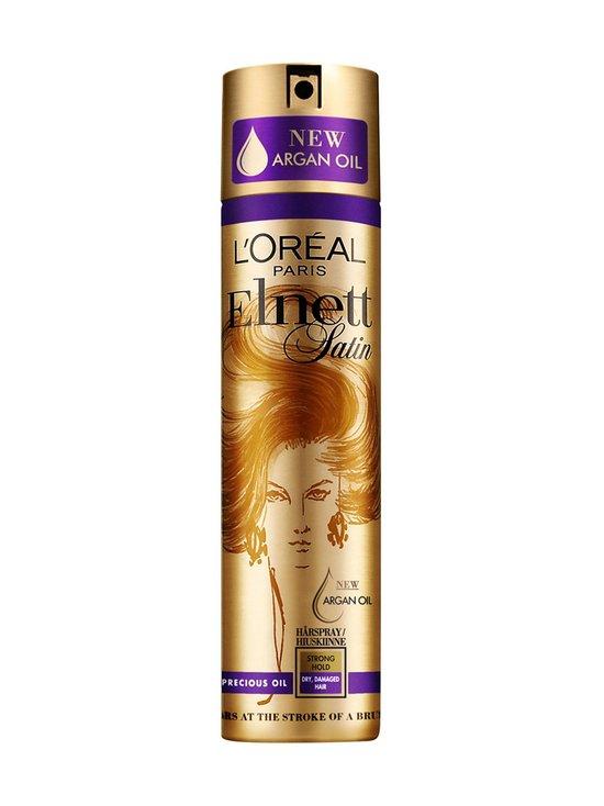 L'Oréal Paris - Elnett Precious Oil Hair Spray -hiuskiinne 250 ml | Stockmann - photo 1