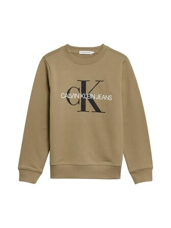 MONOGRAM LOGO sweatshirt - Calvin Klein Kids