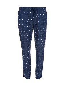 NOOM loungewear - Ursula-pyjamahousut - DK.NAVY COMBO | Stockmann