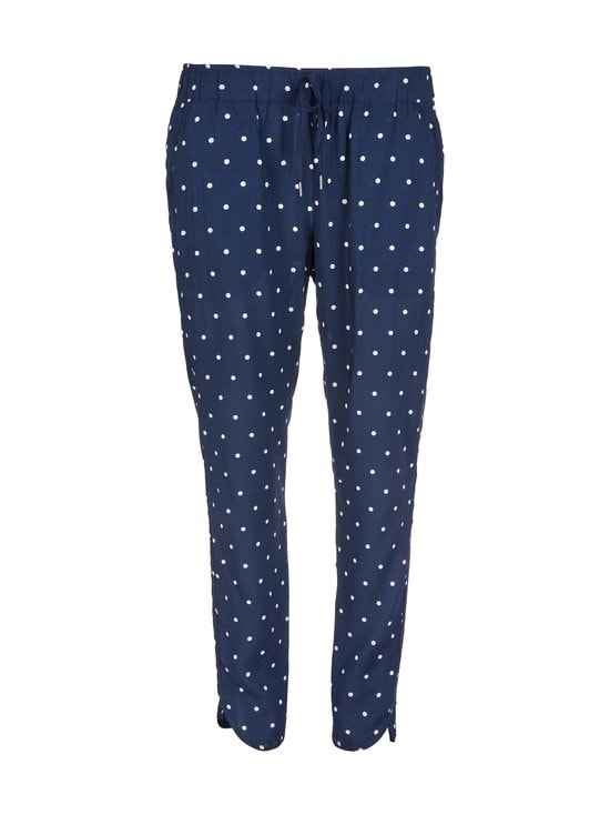 NOOM loungewear - Ursula-pyjamahousut - DK.NAVY COMBO | Stockmann - photo 1