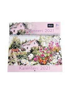 Vallila - Seinäkalenteri 2021 - WHITE | Stockmann
