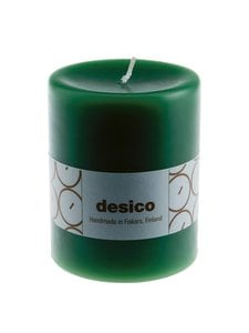 Desico - Pöytäkynttilä 100 mm - GREEN | Stockmann