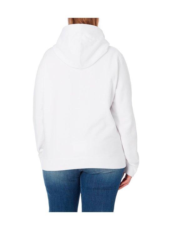 Calvin Klein Jeans Plus - Plus Glitter Monogram Hoodie -huppari - YAF BRIGHT WHITE | Stockmann - photo 3
